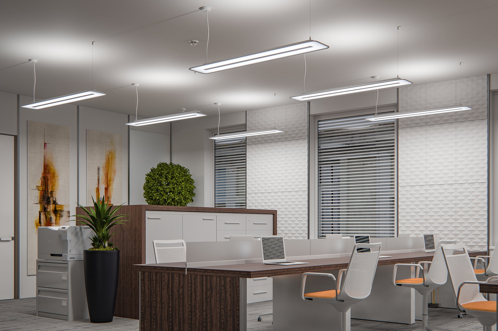Phillips Office Lighting Cinici